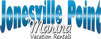 Jonesville Point Marina Retina Logo